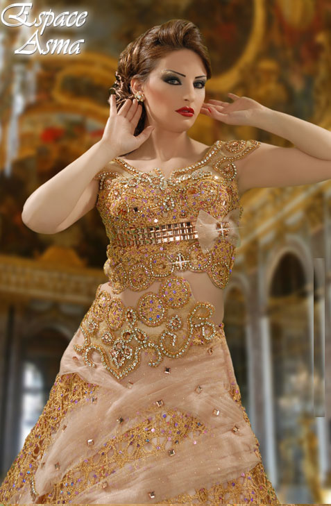 Robe de mariage bab souika tunis